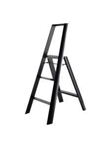 3-Step Ladder - Black