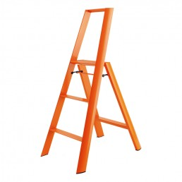 3-Step Ladder - Orange