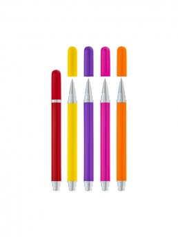 rollerball pen riviera scribe recife multi colors
