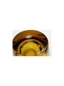 Amber Duo Old Fashioned Glass Base