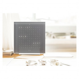 qlocktwo touch pure early grey tea lifestyle