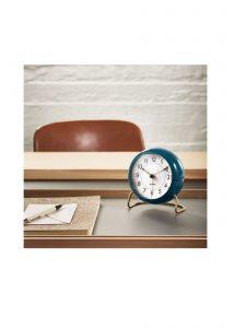 station table clock arne jacobsen lifestyle 2 1