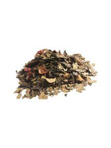 sunshine cbd tea hello goldie pile
