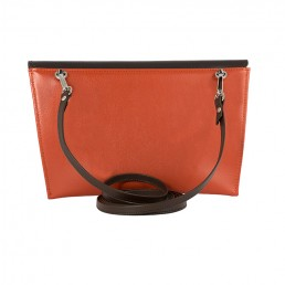 maxmin hester van eeghen brown dark orange brick back
