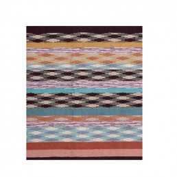 ywan 159 bath mat missoni pattern detail