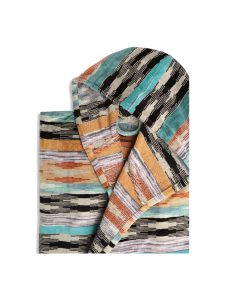 Colorful Missoni Ywan 159 Hooded Bathrobe