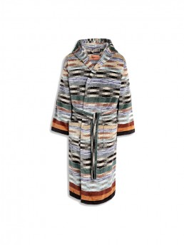 Colorful Missoni Ywan 165 Bathrobe
