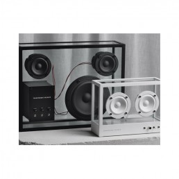 transparent speaker large small 1