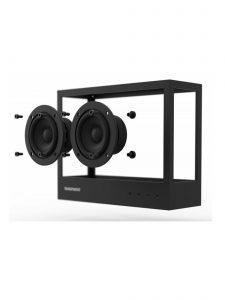 transparent speaker small black details 1 1