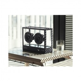 transparent speaker small black fifestyle 5