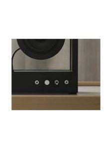 transparent speaker small black lifestyle 2 2