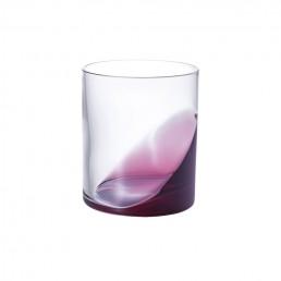 nozomi whiskey glass sugahara wine red.
