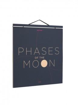 2021 moon calendar bethge front