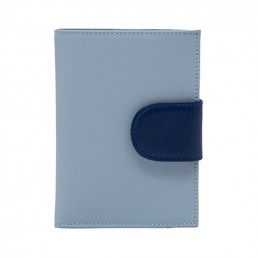 in the clouds wallet hester van eeghen grey blue & dark blue open