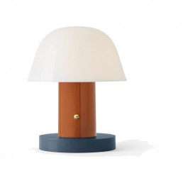 Setago Portable Lamp Rust Thunder