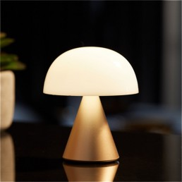 mina m lamp lexon soft gold lifestlye 2