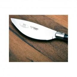 pizza knife laguiole ebony handle serrated blade