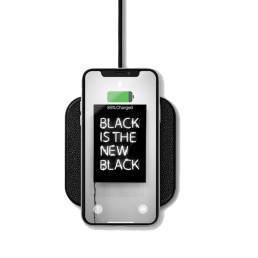 wireless charger catch 1 black courant phone