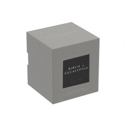 scented candle eucalyptus birch maison house packaging