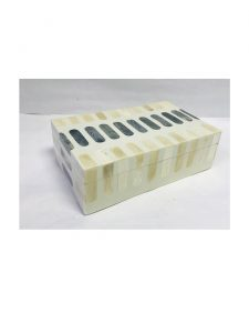 storage box set mosaic bone indigo dash kuji small