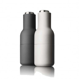 salt pepper bottle grinder menu ash carbon steel lids db edit