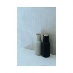 salt pepper bottle grinder menu ash carbon walnut lids lifestyle 2