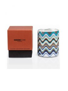 scented candle mediteranneo box missoni