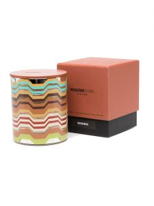 scented candle missoni maremma packaging