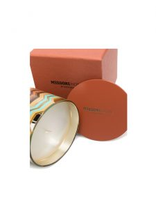 scented candle missoni maremma side package