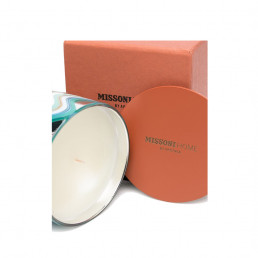 scented candle missoni mediteranneo side package