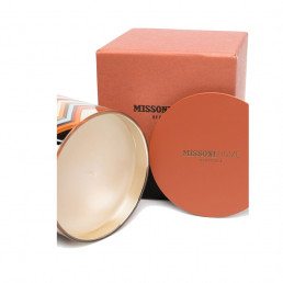 scented candle missoni monterosa side package