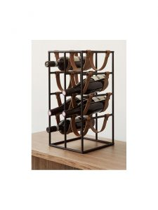 umanoff wine rack menu display side cropped
