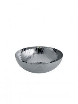veneer bowl alessi small stainless steel