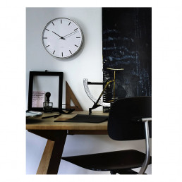 wall clock city hall arne jacobsen lifestyle