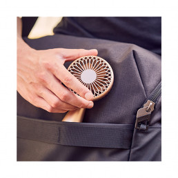 wino mini portable wireless fan lexon lifestyle gold 2