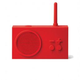 fm radio bluetooth tykho 3 lexon red 2
