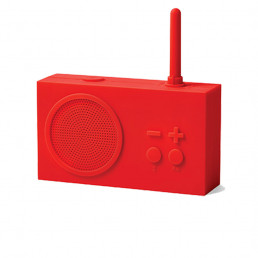 fm radio bluetooth tykho 3 lexon red