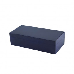 watch box tizo blue closed