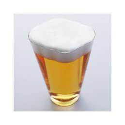 kumo cloud beer glass sugahara with beer