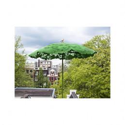 shadylace parasol patio umbrella droog green lifestyle 1