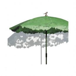 shadylace parasol patio umbrella droog green shadows