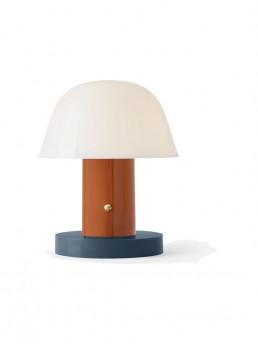 Setago Portable Lamp Rust Thunder