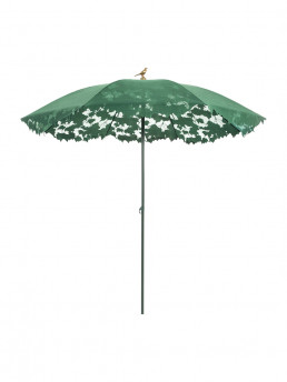 shadylace parasol patio umbrella droog green