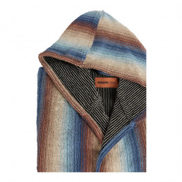 bathrobe ayrton 1160 missoni home folded